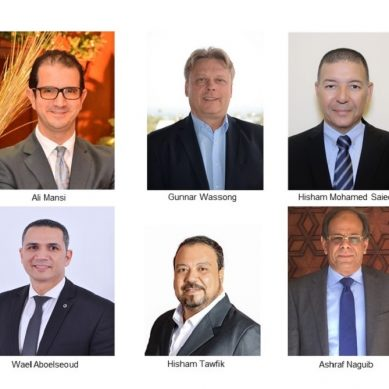 Steigenberger Hotels & Resorts appoints five new General Managers for its properties in Egypt