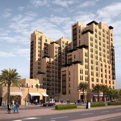202-room Hyatt Place Dubai / Wasl District now open