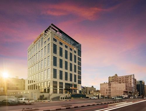 Hilton Garden Inn Al Jubail, Designed by Dewan + Architects and Engineers, opens in Saudi Arabia