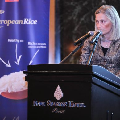 The Four Seasons Hotel hosts country's first 'European Rice' event