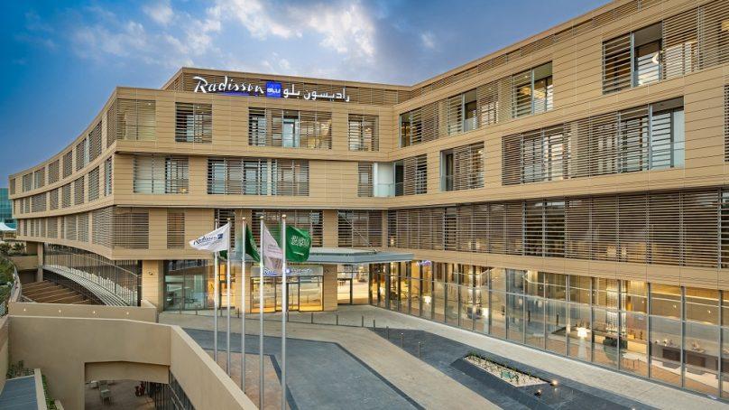 Radisson Blu opens in Riyadh's Diplomatic Quarter