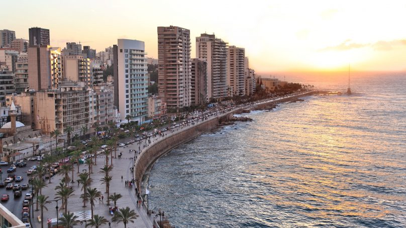 Lebanon's tourists arrivals grew by four percent y-o-y in Q1 2019