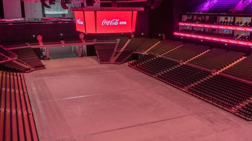 Dubai Arena to become Coca-Cola Arena in a 10-year exclusive partnership