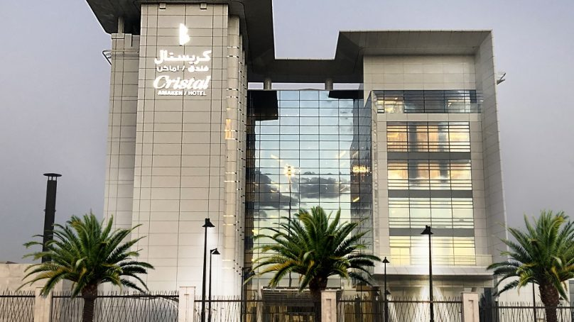 Cristal Group inaugurates the Cristal Amaken Hotel, Riyadh