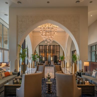 Hilton opens its third property in Morocco
