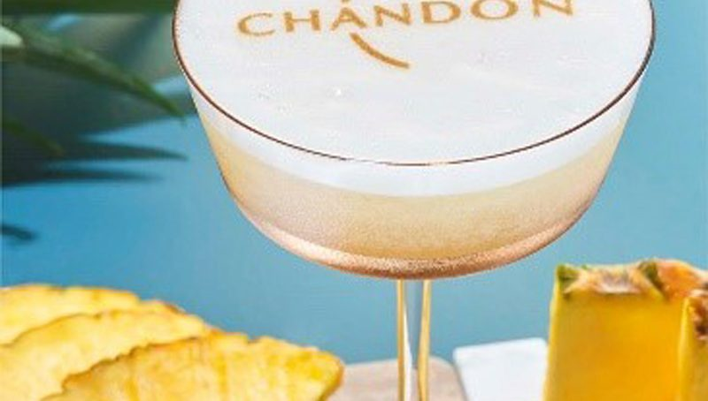 Ripples-Chandon launch world's first interactive cocktail