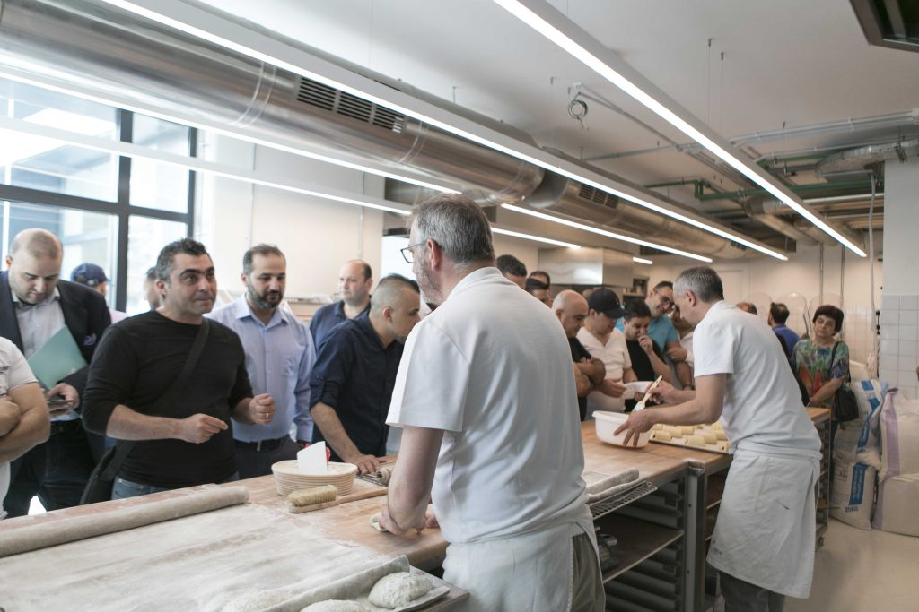 BakeLab, Lebanon's first R&D baking facility
