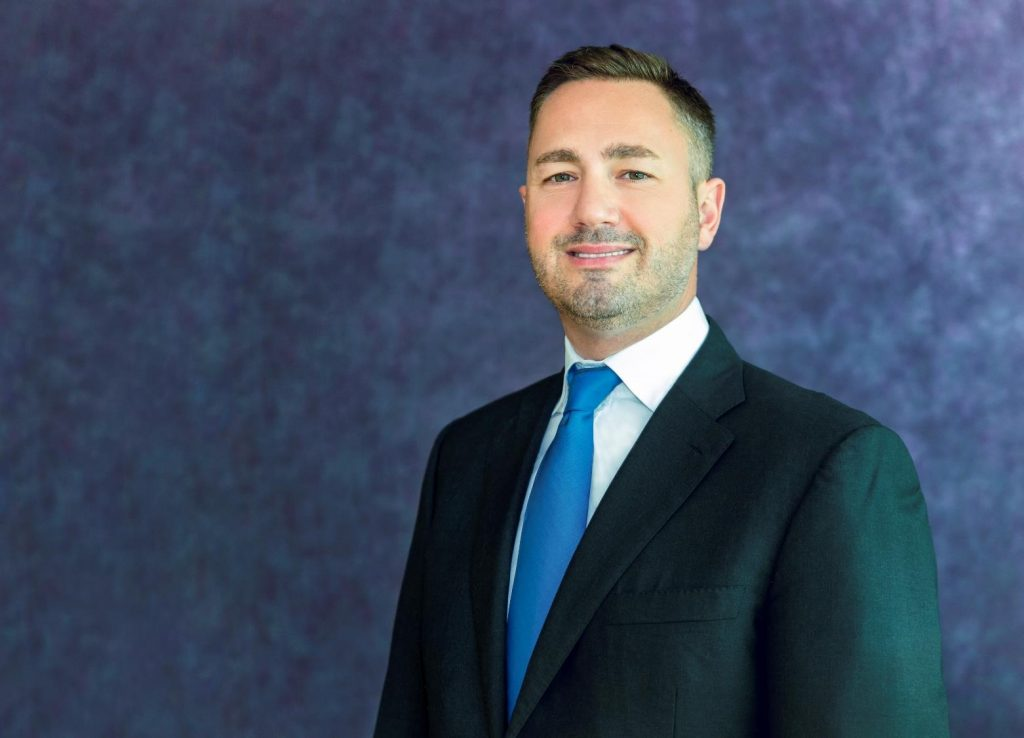 Bastien Blanc, VP Operations, Middle East and North Africa, IHG