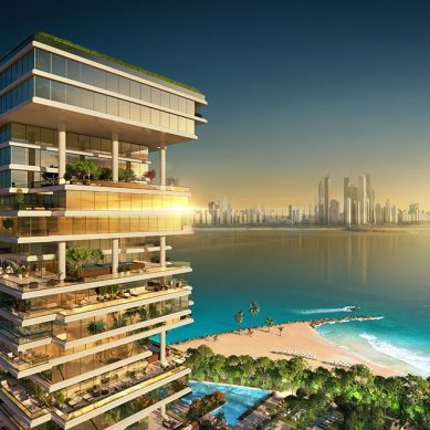 Omniyat's Dh 73 million penthouse breaks record
