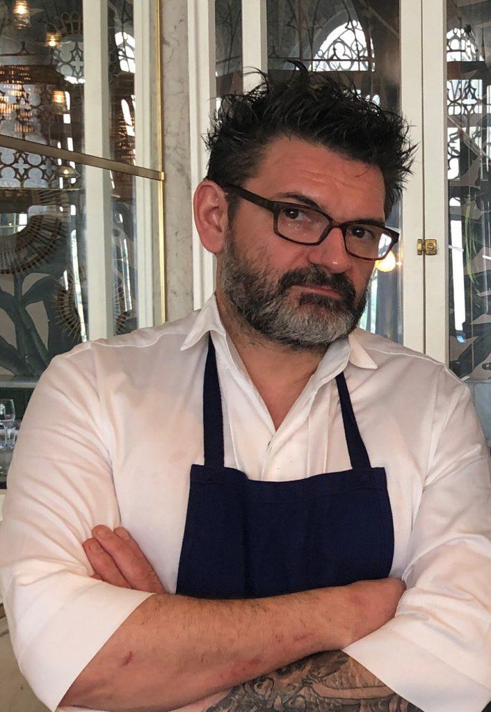 Chef Stéphane Jego