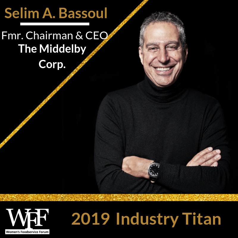Lebanon's Selim A. Bassoul