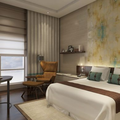 Blazon Hotels' four-star Grayton Hotel is opening soon in Dubai
