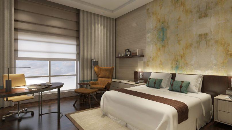 Blazon Hotels' four-star Grayton Hotel is opening soon in Dubai