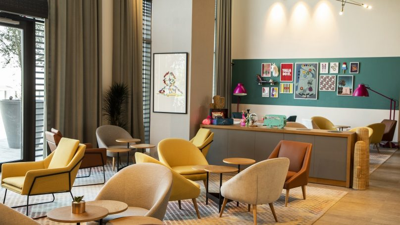 The sixth Rove Hotels outlet opened in Dubai