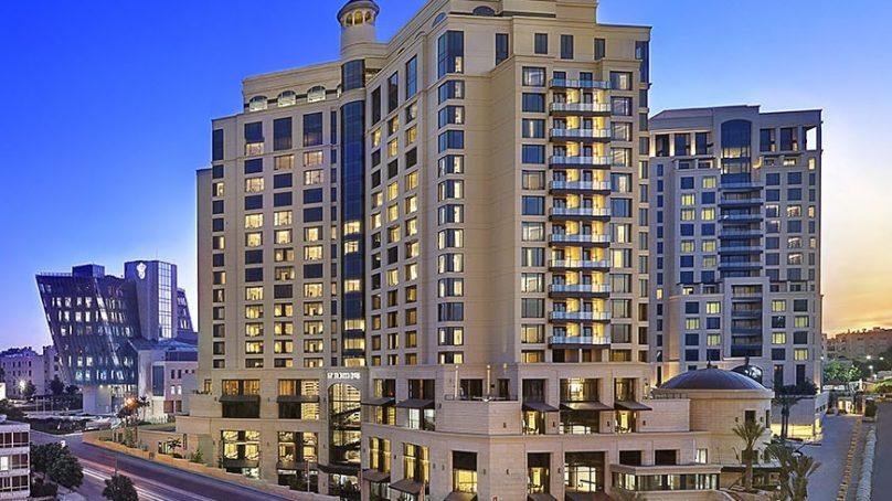 The St. Regis has opened its doors in Amman