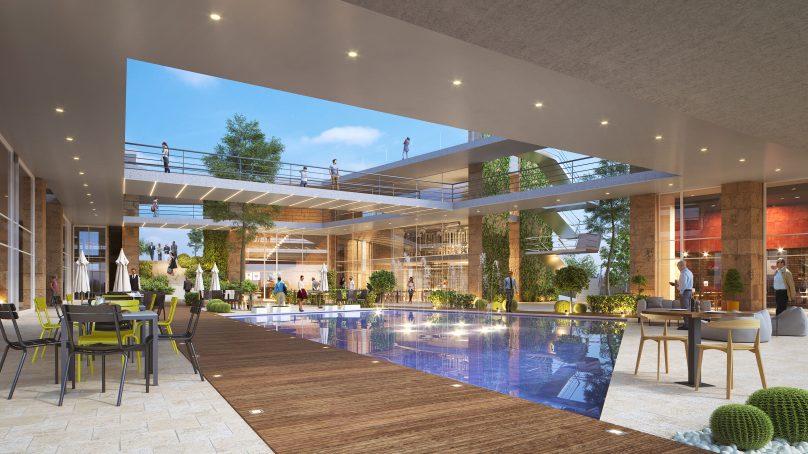 Emporia, Lebanon's premium lifestyle project