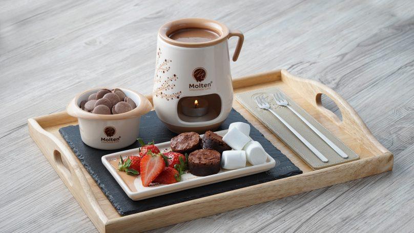 Molten Chocolate Café new UAE branches