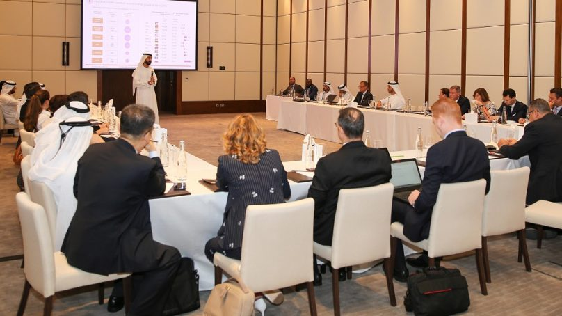 Abu Dhabi hotel GMs meet at DCT for industry development planning