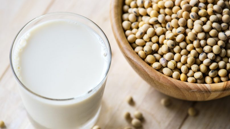 Global demand for soy and milk proteins is on a growing curve