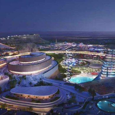 Master plan unveiled for the Qiddiya giga project in Riyadh