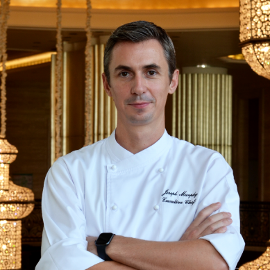 New executive chef joins The St. Regis Abu Dhabi