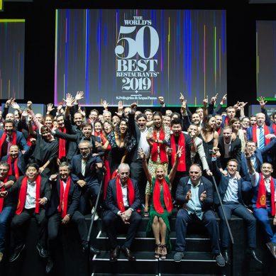 World's 50 Best Restaurants announced