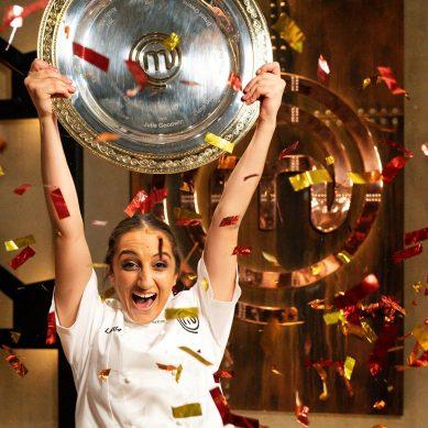 Lebanese Larissa Takchi wins MasterChef Australia 2019