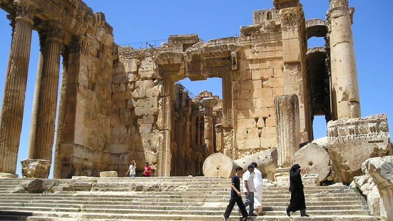 Over half a million tourists visited Lebanon in Q2 2019, 12 percent more than 2018