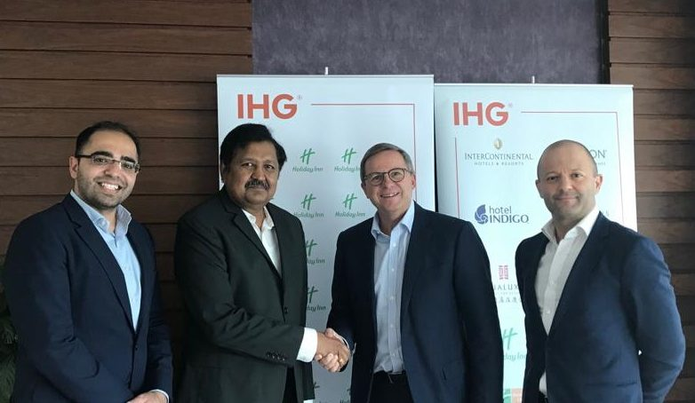 IHG strengthens mid-scale portfolio with signing of Holiday Inn Dubai Deira Islands