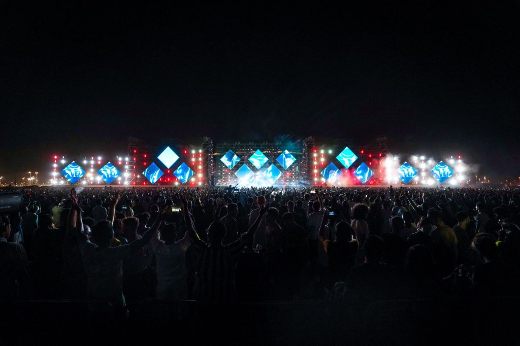 The first Jeddah World Music Fest launches