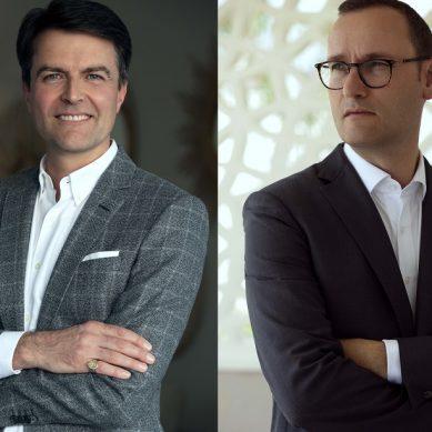 Two senior leaders promoted at Dubai's Kerzner International