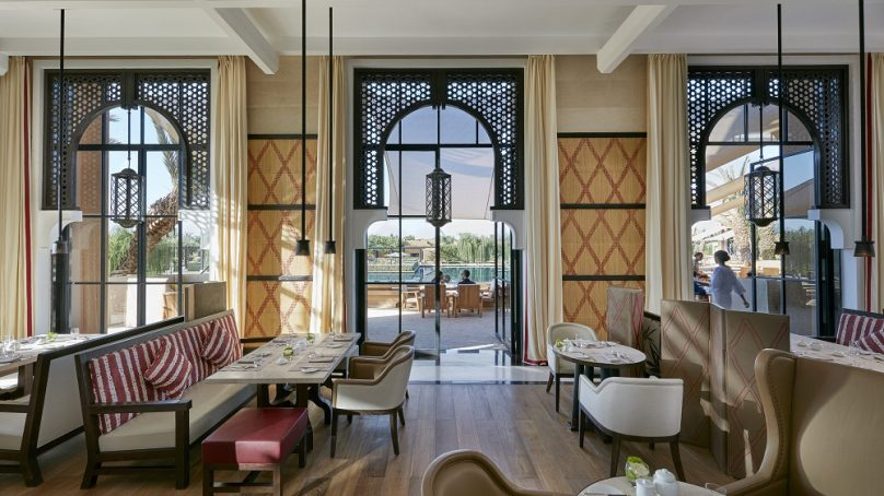 Pop-Up Marx to open at Mandarin Oriental, Marrakech