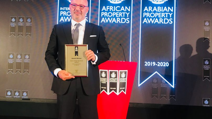 ns&a win big at the Arabian Property Awards
