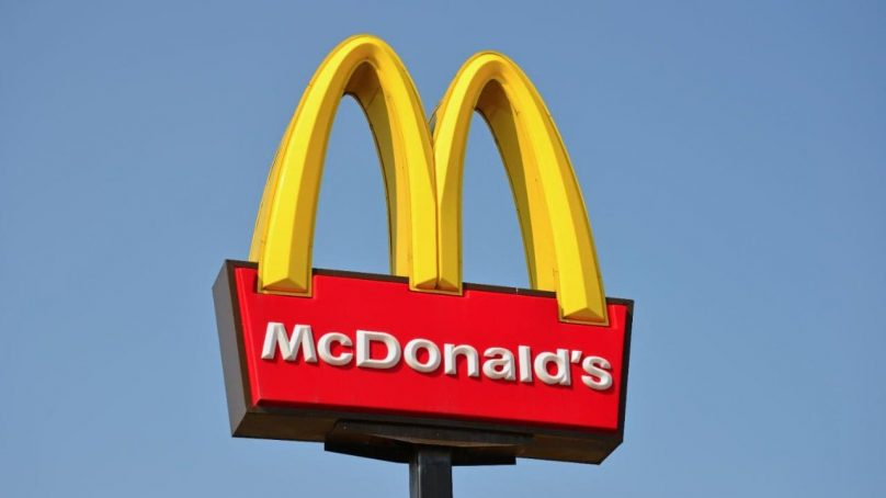 McDonald's unrecyclable recycling initiative