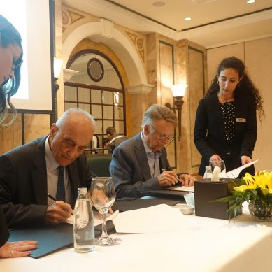 Phoenicia Hotel joins hands with the Lebanese Food Bank