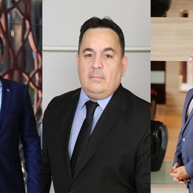 New management roles at Rotana Hotels Capital Centre