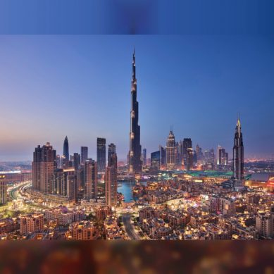 Over eight million tourists in Dubai in the first half of the year