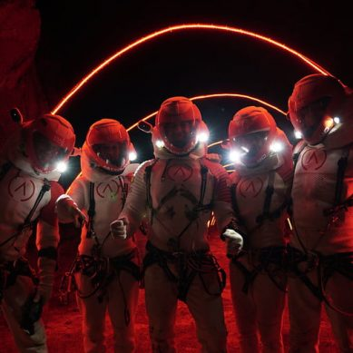 TripAdvisor's one-of-a-kind 'Life on Mars' experience blasts off