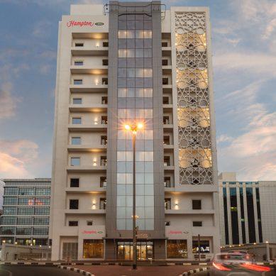 Hilton Worldwide to launch second Hampton by Hilton Dubai