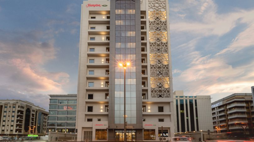 Hilton Worldwide to launch second Hampton by Hilton Dubai