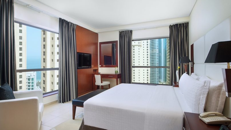 Delta Hotels by Marriott Jumeirah Beach, Dubai debuts in the Middle East