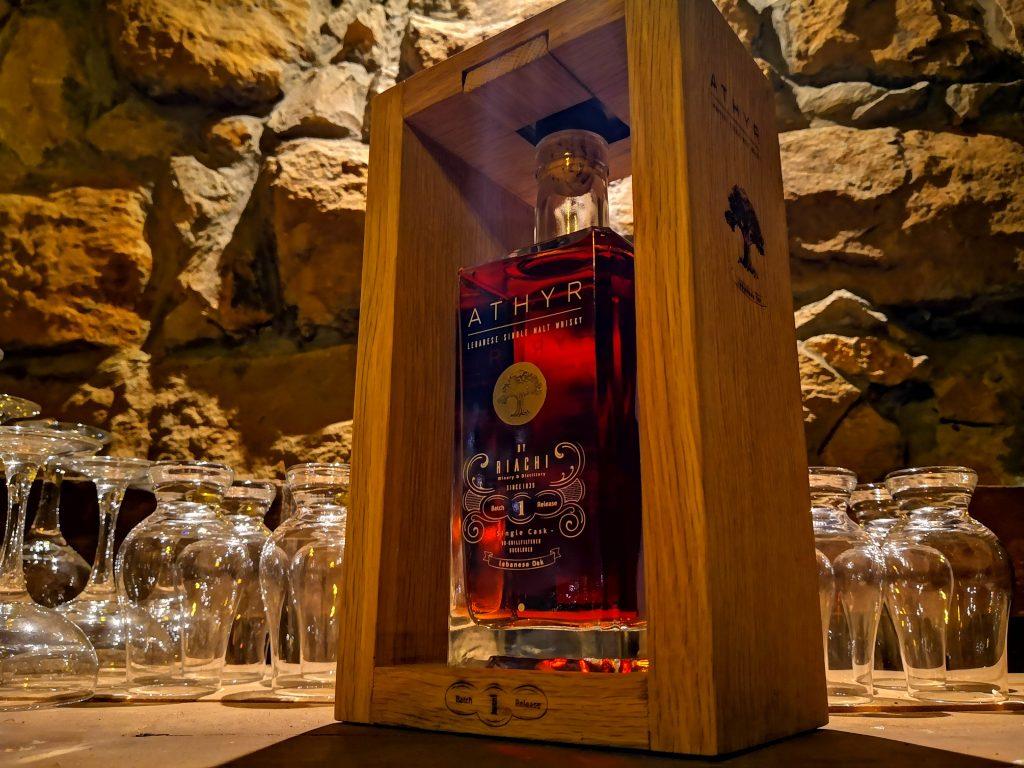 Lebanon enters the whisky world