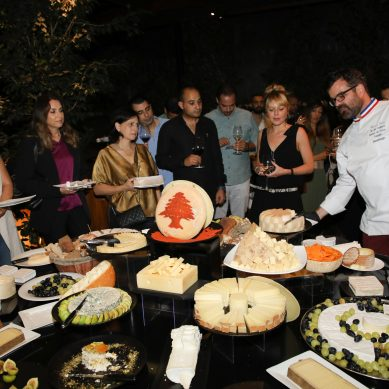 Rendez-vous with Cheese of Europe in Beirut!