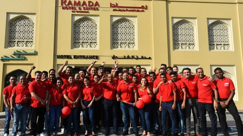 Ramada Hotel & Suites by Wyndham Dubai JBR is now open