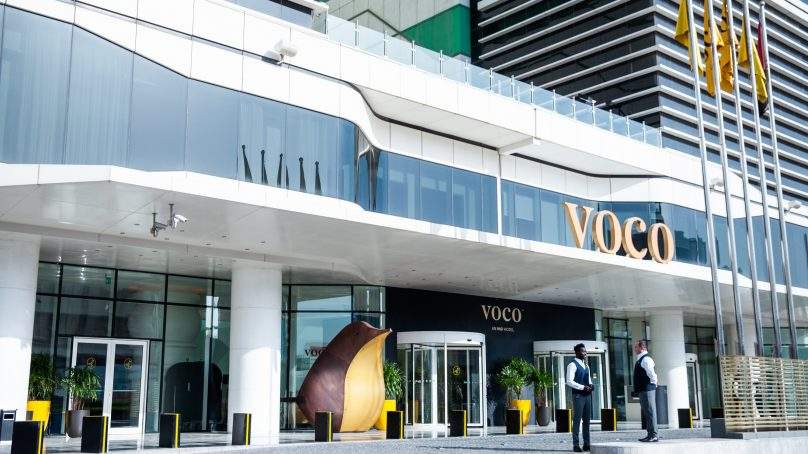 IHG debuts Middle East's first voco Hotel in Dubai