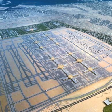 Dubai's Al Maktoum airport on hold till further notice