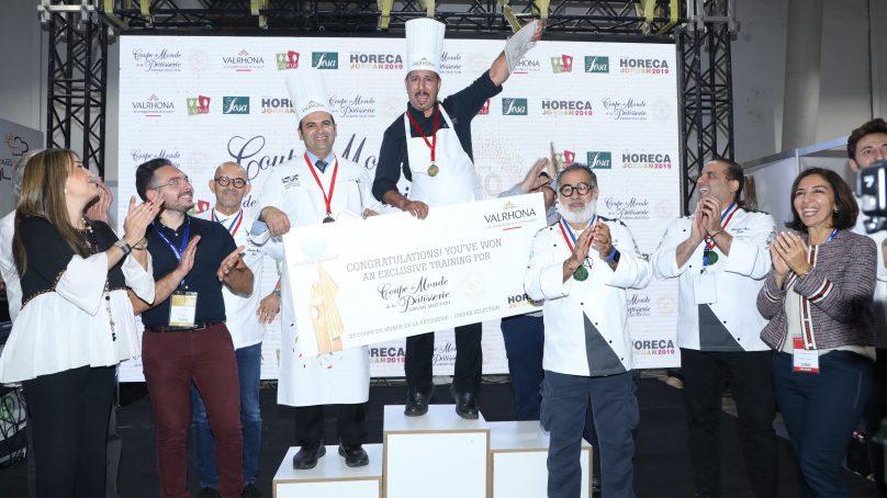 HORECA Jordan celebrates the winners of 'The World Pastry Cup'