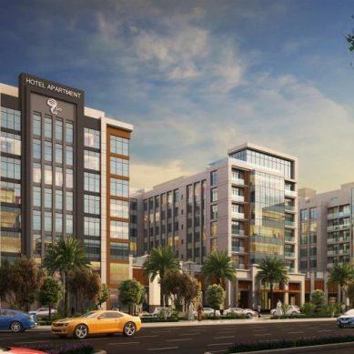 204-room Hyatt Place Dubai/Jumeirah is now officially open