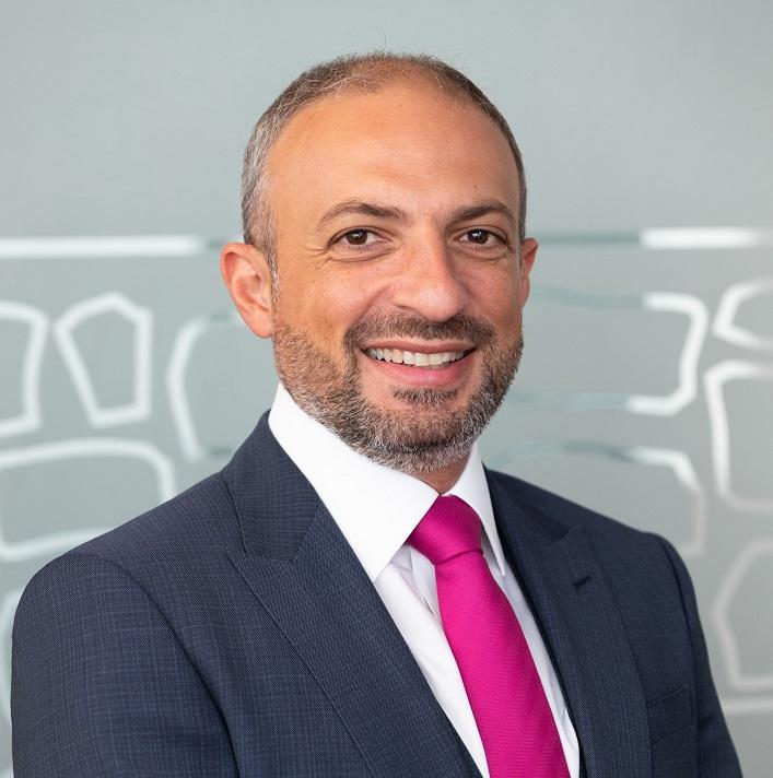 Bani Haddad, founder and managing director of Aleph Hospitality