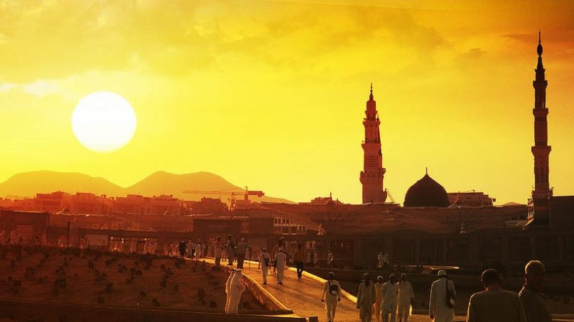 IHG signs agreement for Holiday Inn Madinah West